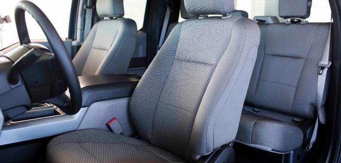 ford recycled car seats - detroit auto maker