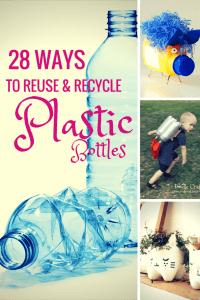 28 Plastic Bottle Recycling Ideas