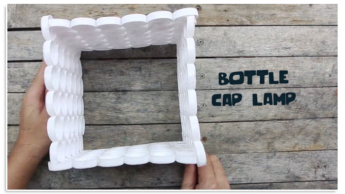 20 creative ways to reuse and recycle plastic bottles for How to make a table out of bottle caps