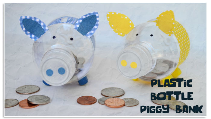 Piggy Bank Art And Craft