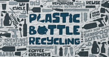 Ways to Recycle Plastic Bottles