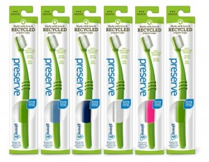 Preserve Toothbrushes