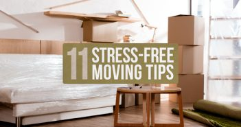 11 Stress-Free Moving Tips