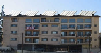Rooftop Solar Farm in Seattle