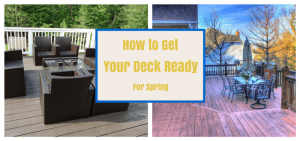 How to Get Your Deck Ready for Spring