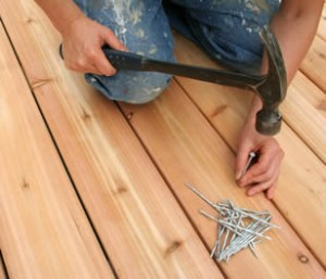 deck repair and maintenance
