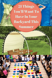 You'll Want To Have In Your Backyard This Summer