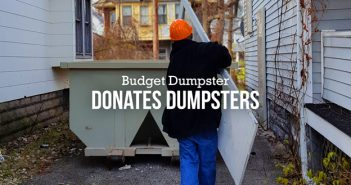 Dumpster Donations