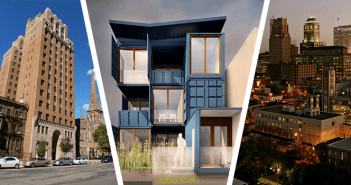 Micro-Living Newark Shipping Container Homes