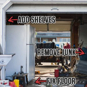 garage makeover diy | a guide to renovating your garage