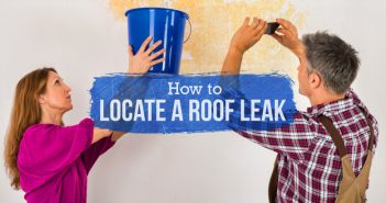 How to Locate a Roof Leak