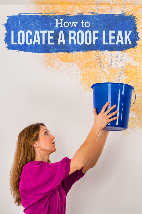 It's time to stop ignoring that spot on your ceiling. Use this quick step-by-step guide to find the source of your roof leak and patch it up before it makes a mess.