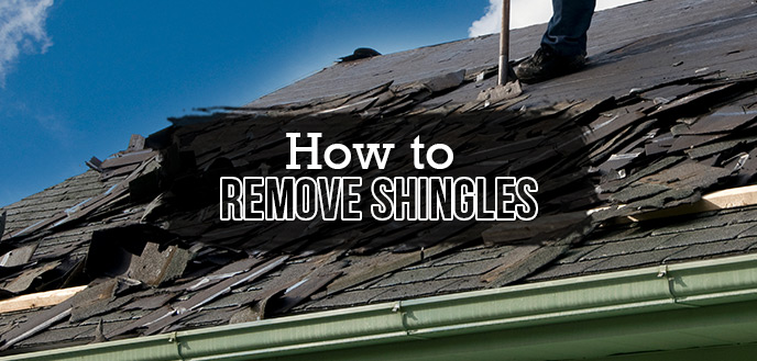 How To Remove Shingles A Step By Step Guide Budget Dumpster