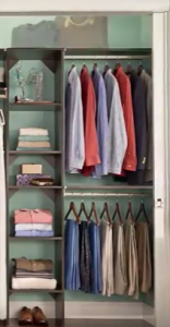 Easy diy how to build a walk in closet everyone will envy spacing out your diy walk in closet solutioingenieria Image collections