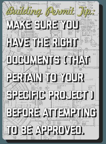 oakland building permit tip