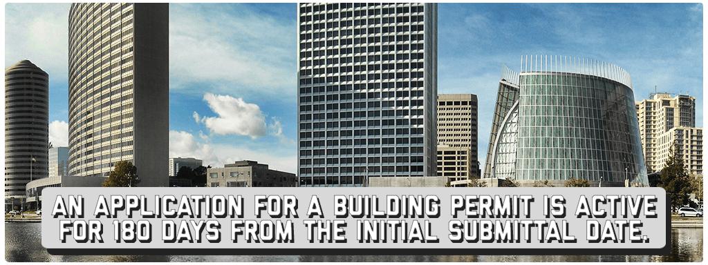 building permits active