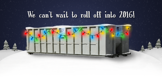 Budget Dumpster Holiday