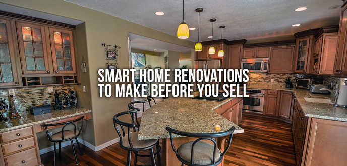 Home Renovations Before You Sell