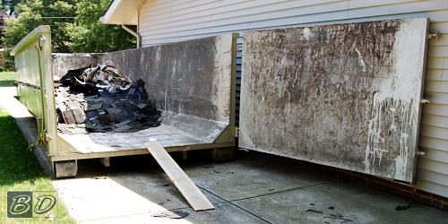 bd_ open dumpster
