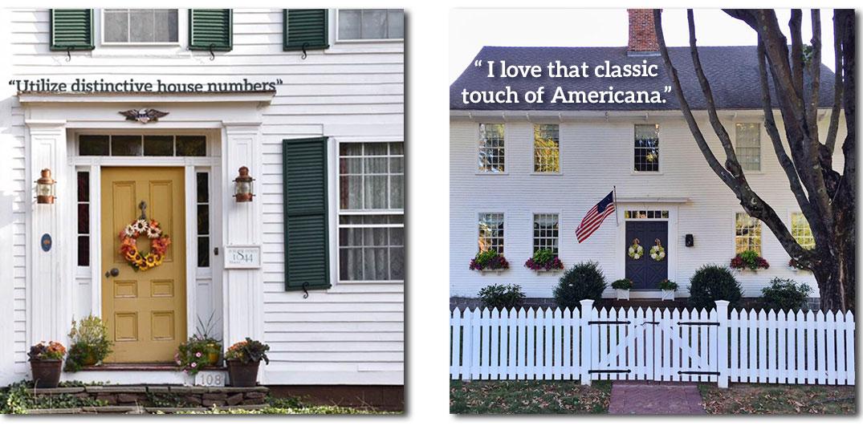 front door accessoriesHow a Front Door Transforms Your Home  Budget Dumpster