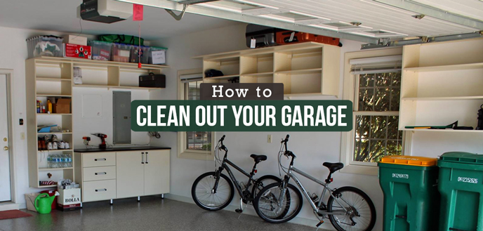 Perfect How To Clean Out Your Garage