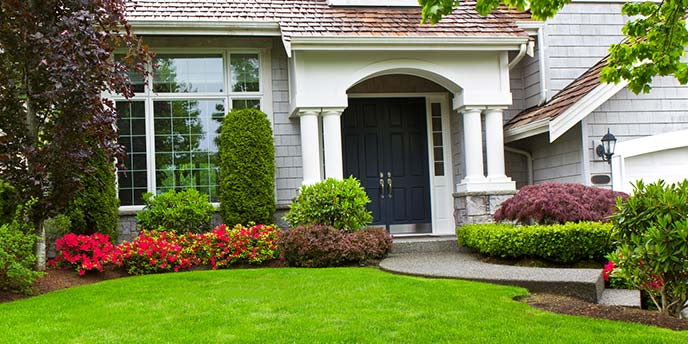 Add Simple Landscaping to Sell Your Home