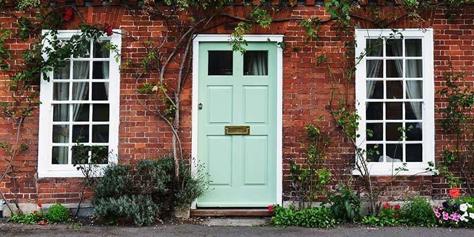 Update Your Front Door to Attract Buyers