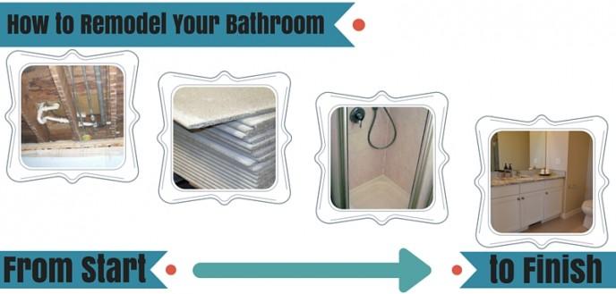 Bathroom Remodel Where To Start remodeling bathroom where to start : brightpulse