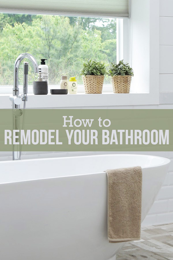 Renovating Your Bathroom Can Be A Huge Home Improvement Project, But With  These 9 Steps ...