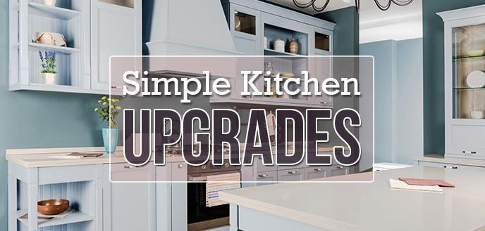Simple Kitchen Upgrades