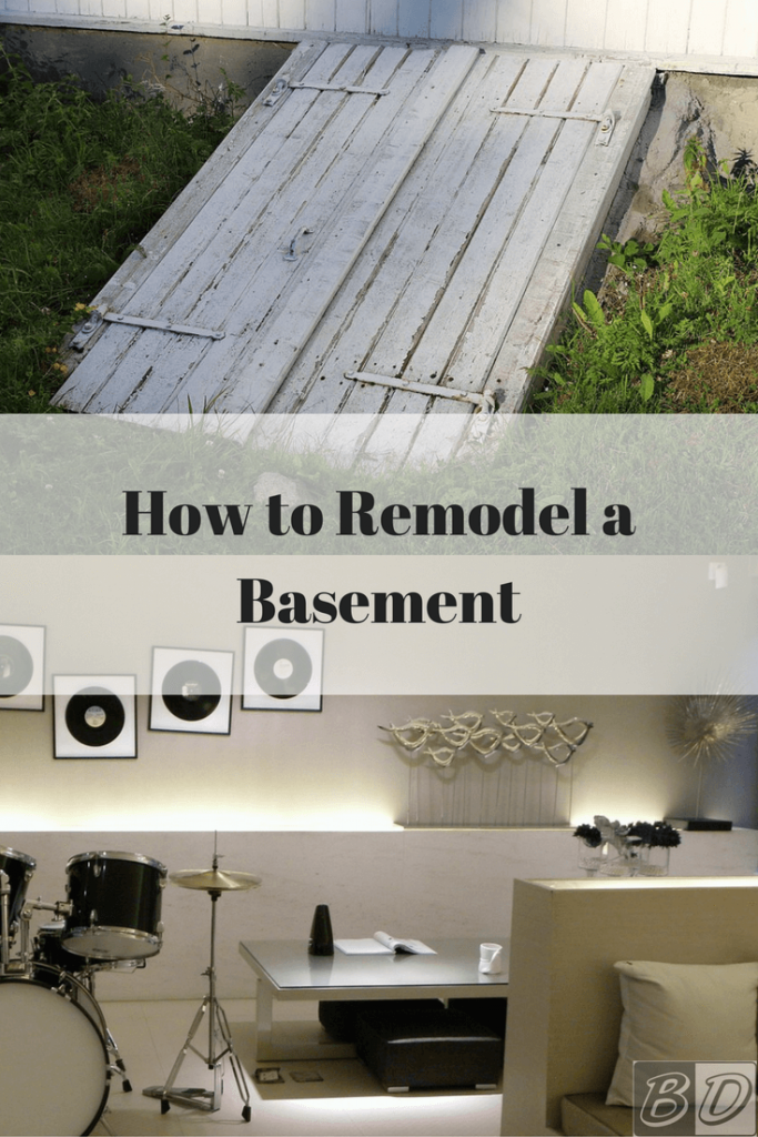 How to finish a basement steps to finishing a basement for Finishing a basement step by step guide