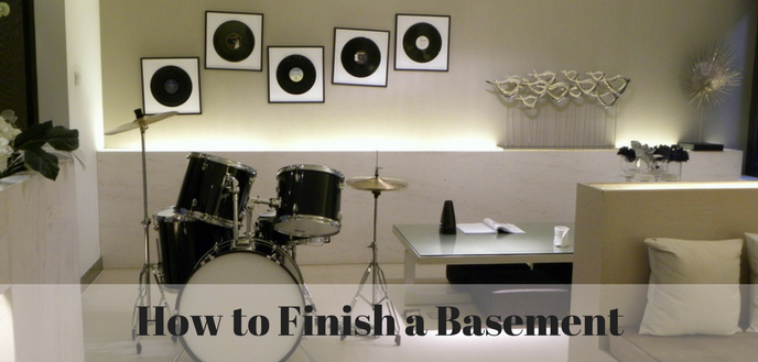 Learn How To Finish A Basement From Start To Finish With This Guide To DIY  Basement