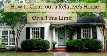 Estate Cleanout Feature
