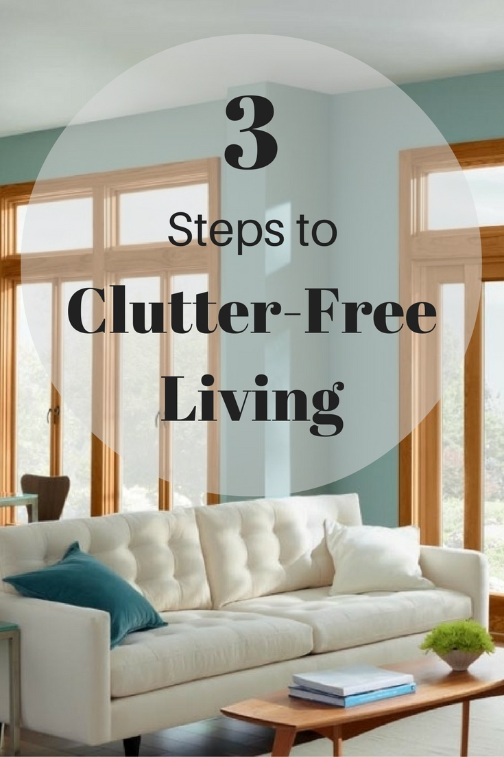 Learn how to get rid of unwanted stuff quickly and with minimal effort. Use this simple 3 step game to start living clutter-free today!