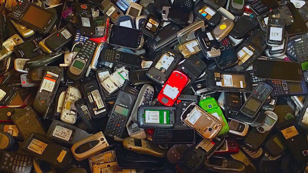 e-waste-cellphones
