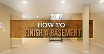 How to Finish a Basement From Top to Bottom