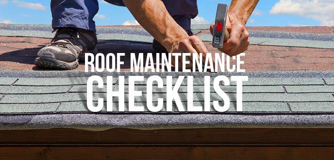 7 Smart Simple Roof Maintenance Tips Budget Dumpster