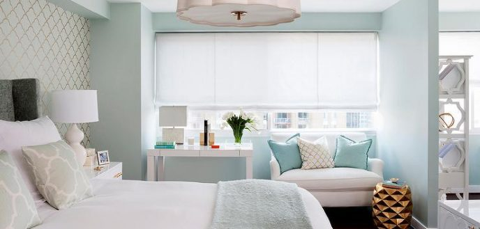 Master bedroom makeover ideas to create a relaxing home away from the rest of your home.