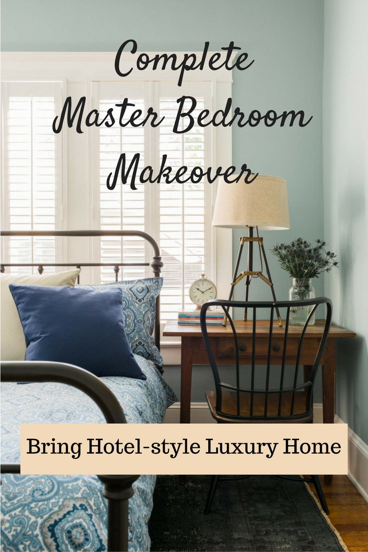 master bedroom makeover ideas to create a relaxing home away from the rest of your home - Luxury Homes Master Bedroom