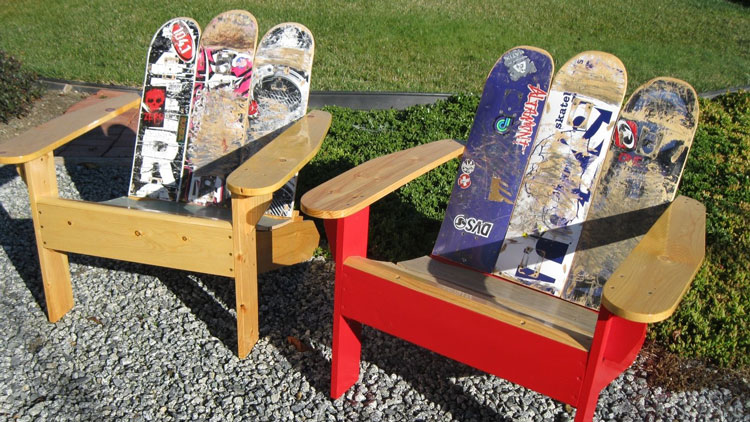 skateboard-chair