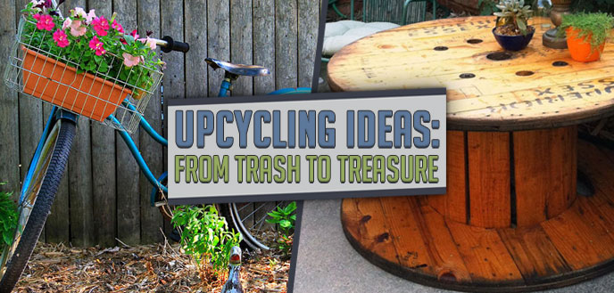 10 Awesome Trash To Treasure Projects Budget Dumpster