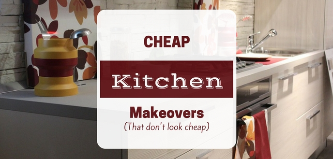 DesignonaDime Renovation Ideas For A Cheap Kitchen Makeover Unique Cheap Kitchen Remodel Ideas