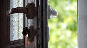 Home Safety Tip: Install Door Locks