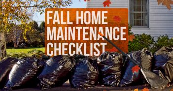 Winter Is Coming: Time to Revisit Your Fall Home Maintenance Checklist