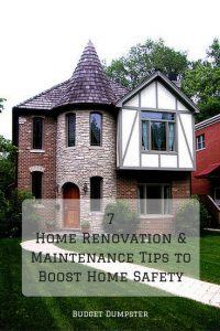 7 Home Renovations & Maintenance Tips to Boost Home Safety