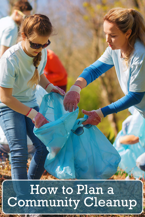Organize a Community Cleanup