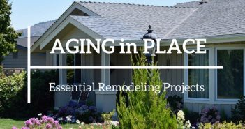 Aging at home remodeling.