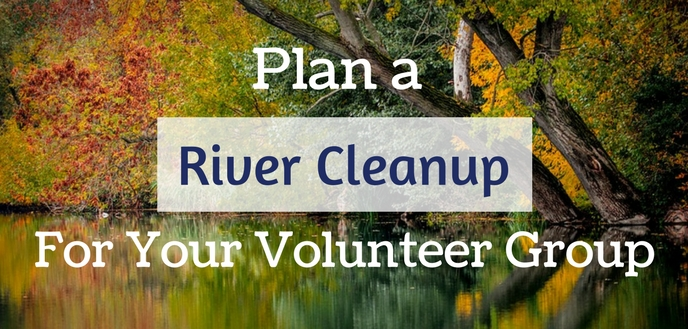 Why Choose a River Cleanup for Your Next Group Volunteer Activity