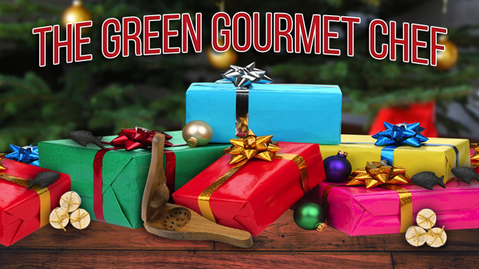 Sustainable Gift Guide: The Green Gourmet Chef