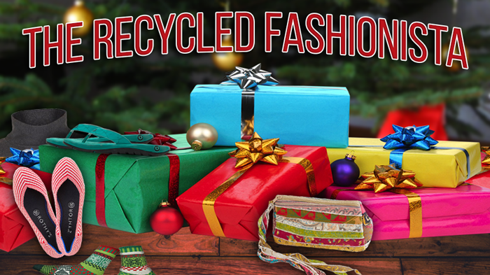Sustainable Gift Guide: The Recycled Fashionista
